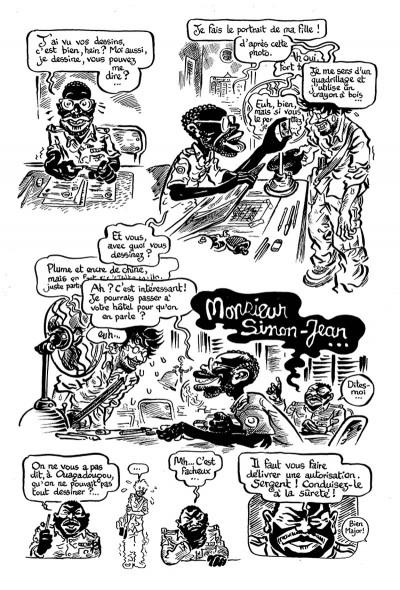 Page 8 Mille parages tome 1 - fragments bourlingatoires d'ici et d'ailleurs