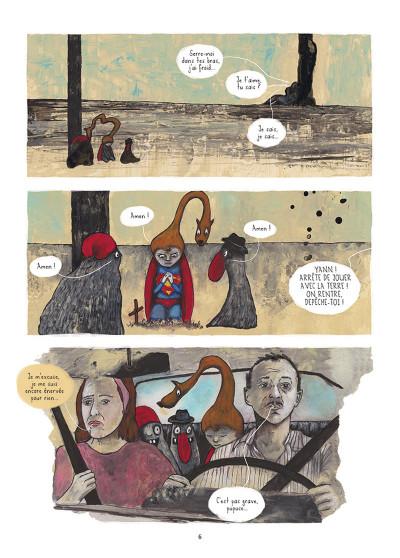 Page 1 Mourir (ça n'existe pas)