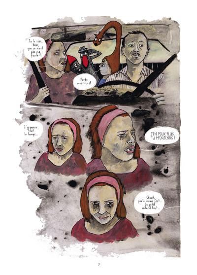 Page 2 Mourir (ça n'existe pas)
