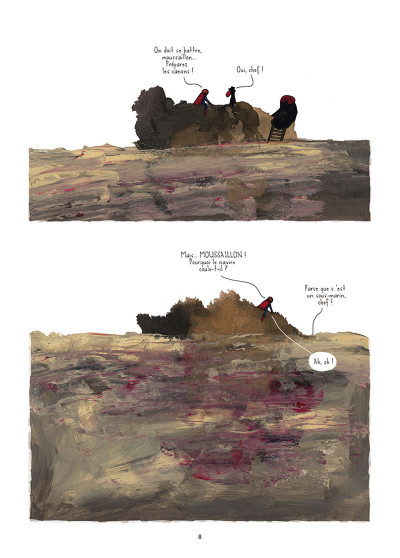 Page 3 Mourir (ça n'existe pas)