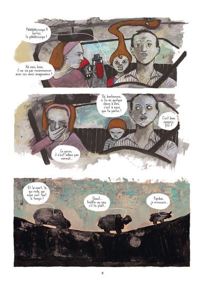 Page 4 Mourir (ça n'existe pas)