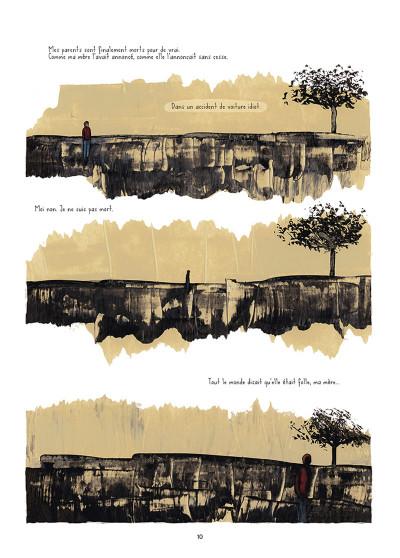Page 5 Mourir (ça n'existe pas)