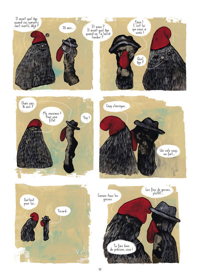 Page 7 Mourir (ça n'existe pas)