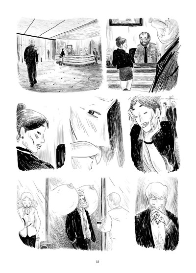 Page 1 Voyeurs