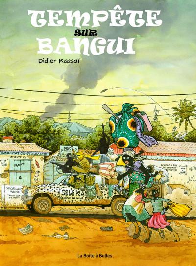 image de Tempête sur Bangui