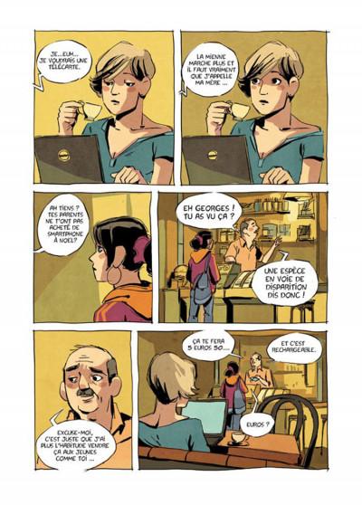 Page 1 Luisa - Ici et là