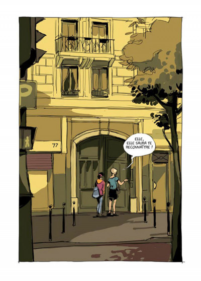 Page 5 Luisa - Ici et là