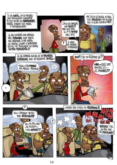 Page 2 L'Évasion tome 2