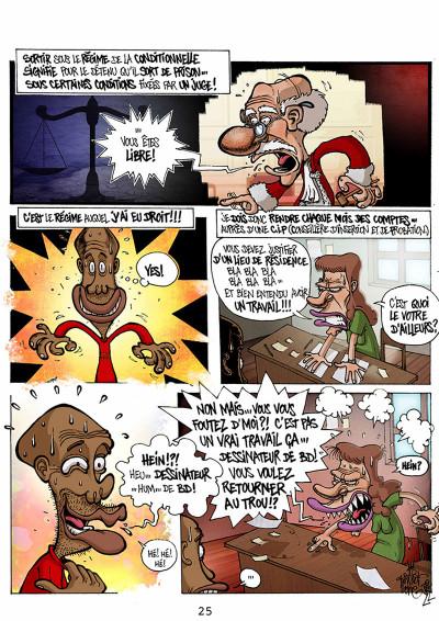 Page 6 L'Évasion tome 2