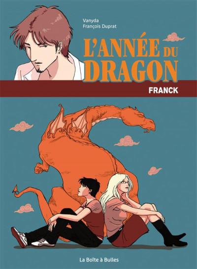 Couverture L'année du dragon - Franck