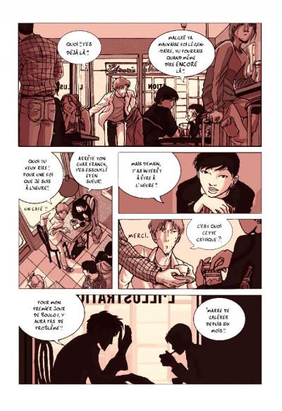 Page 1 L'année du dragon - Franck