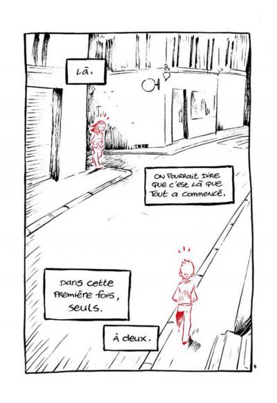 Page 3 Dans ta bulle - Intégrale
