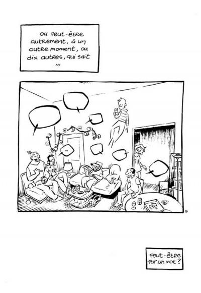Page 5 Dans ta bulle - Intégrale