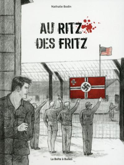 Couverture Au Ritz des Fritz