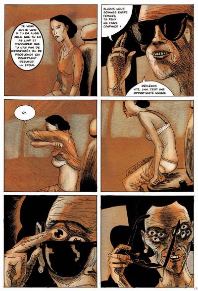 Page 1 Mémoires de Viet Kieu tome 3