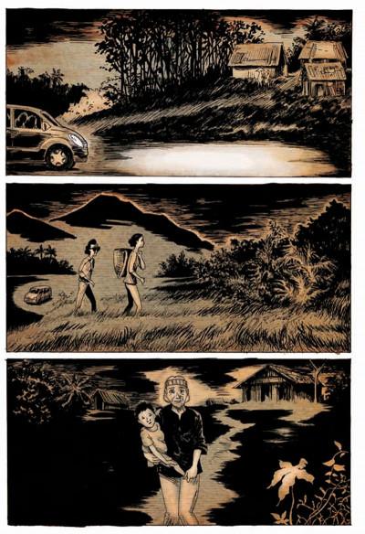 Page 4 Mémoires de Viet Kieu tome 3