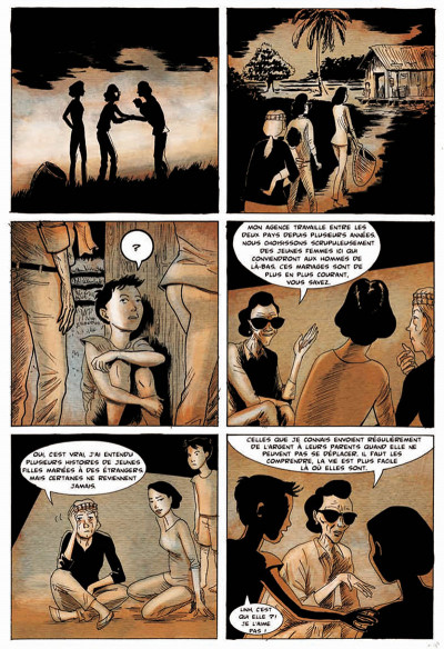 Page 5 Mémoires de Viet Kieu tome 3