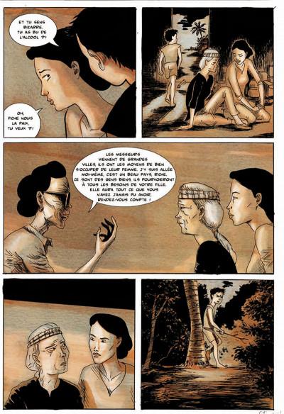 Page 6 Mémoires de Viet Kieu tome 3