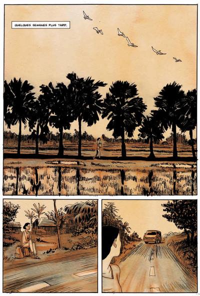 Page 7 Mémoires de Viet Kieu tome 3