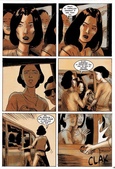 Page 8 Mémoires de Viet Kieu tome 3
