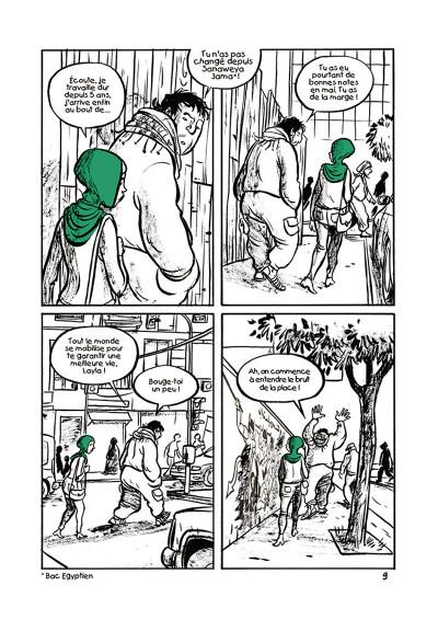 Page 7 Doigts d'honneur - Révolution en Égypte et droits des femmes