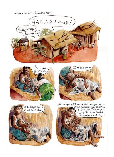 Page 2 Sous le grand tamarinier de Betioky