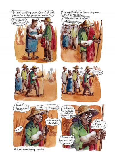 Page 3 Sous le grand tamarinier de Betioky