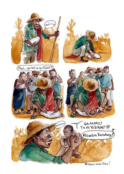 Page 4 Sous le grand tamarinier de Betioky