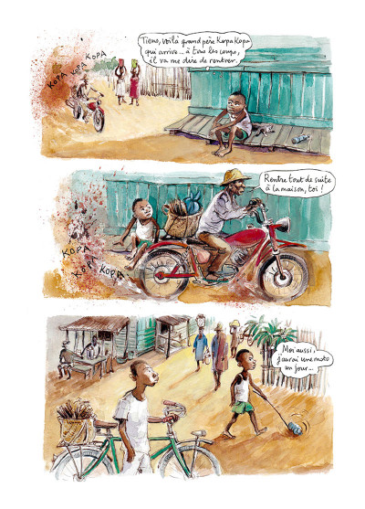 Page 6 Sous le grand tamarinier de Betioky