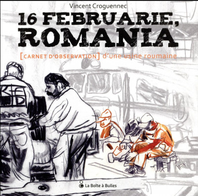 Couverture 16 Februarie, Romania
