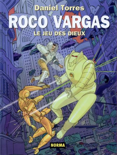 image de Roco Vargas tome 6 - Le Jeu des dieux