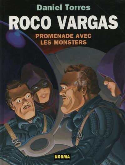 image de Roco Vargas tome 7 - Promenade avec les monstres