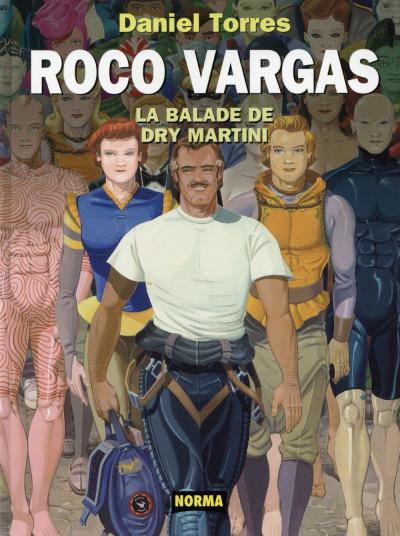 image de Roco Vargas tome 8 - La Balade de Dry Martini