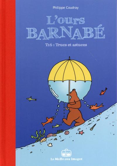 image de L'Ours Barnabé tome 16 - Trucs et astuces