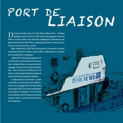 Page 3 Brest à quai