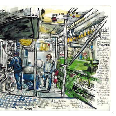 Page 5 Brest à quai