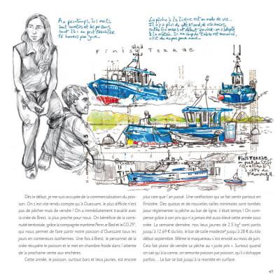 Page 8 Brest à quai