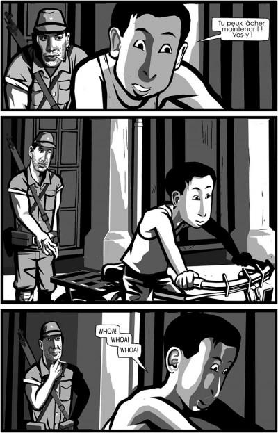 Page 1 La bicyclette