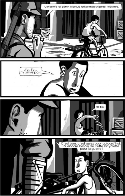 Page 2 La bicyclette