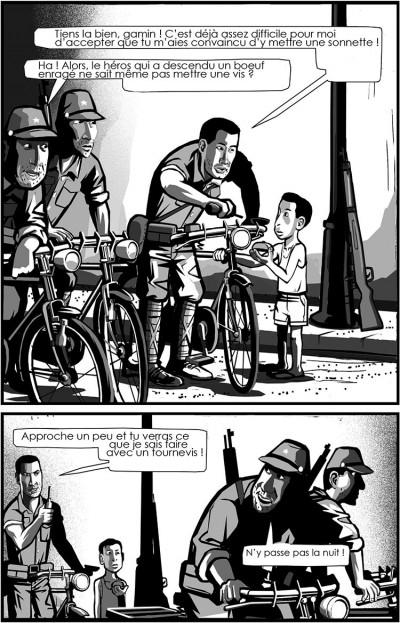Page 4 La bicyclette