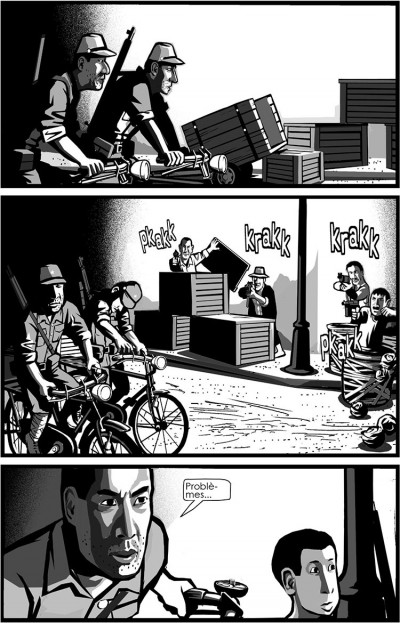 Page 6 La bicyclette