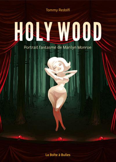 image de Holy wood - Le portrait fantasmé de Marilyn Monroe