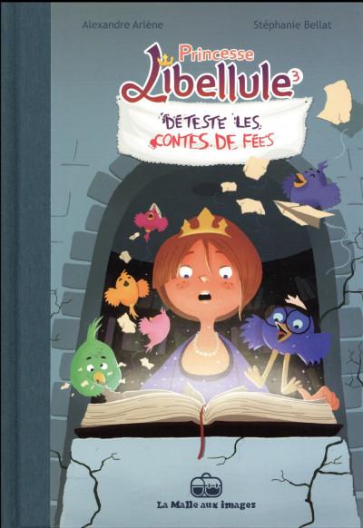 Couverture Princesse Libellule tome 3