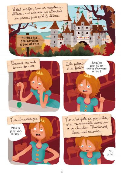 Page 1 Princesse Libellule tome 3