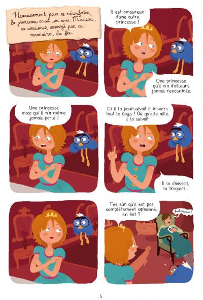 Page 3 Princesse Libellule tome 3