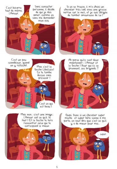Page 4 Princesse Libellule tome 3