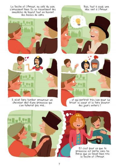 Page 5 Princesse Libellule tome 3