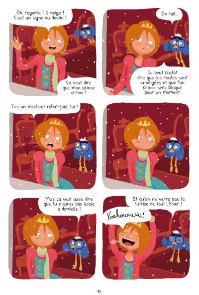 Page 8 Princesse Libellule tome 3