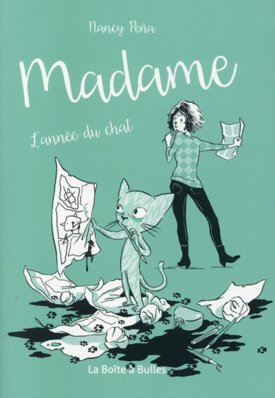 Couverture Madame tome 1