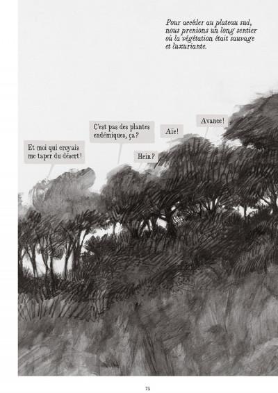 Page 2 Soleil brûlant en Algérie